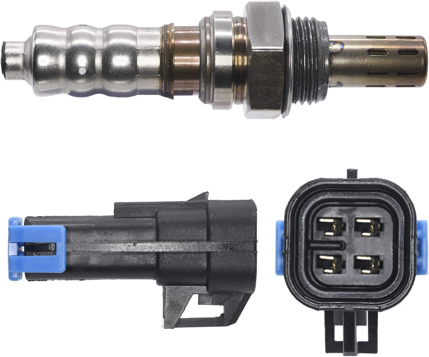 Oxygen Sensor-Walker Aftermarket Left//Right Walker Products 350-34634
