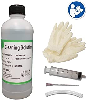 Print Head Cleaning Kit for HP Printers - 150ml: Amazon co