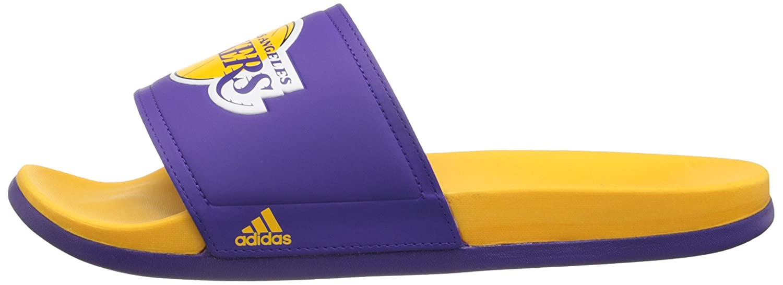 51f5e6725 Adidas Performance Men s Adilette La Lakers Sandals