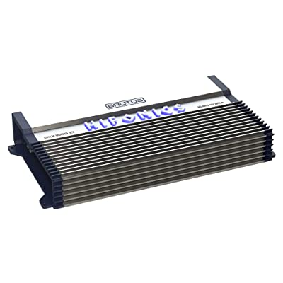 Class D 1600W RMS 1 Ohm Mono Car Subwoofer Amplifier