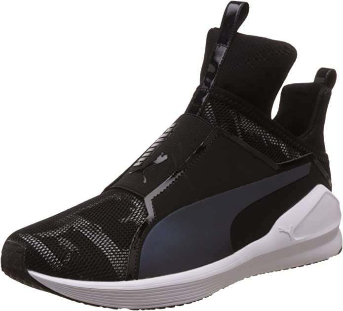 Puma Fierce Swan Sneakers Damen Schwarz