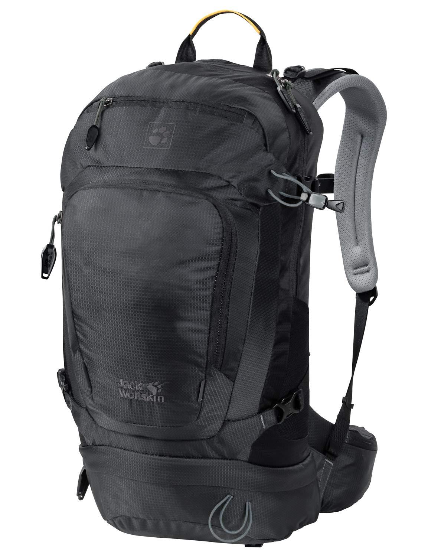 Jack Wolfskin Satellite 24 Pack Wandern Outdoor Trekking Rucksack, Zaino Unisex, Phantom, Taglia Unica