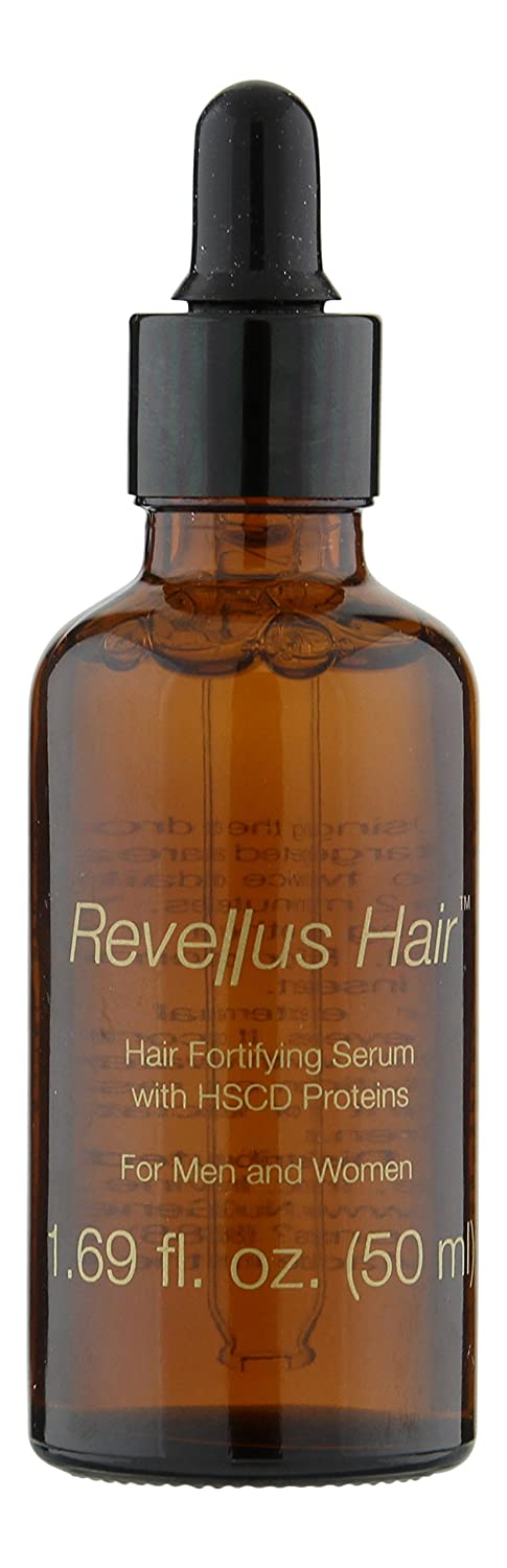 Revellus Hair Fortifying Serum 169 Fl Oz Best Treatment For