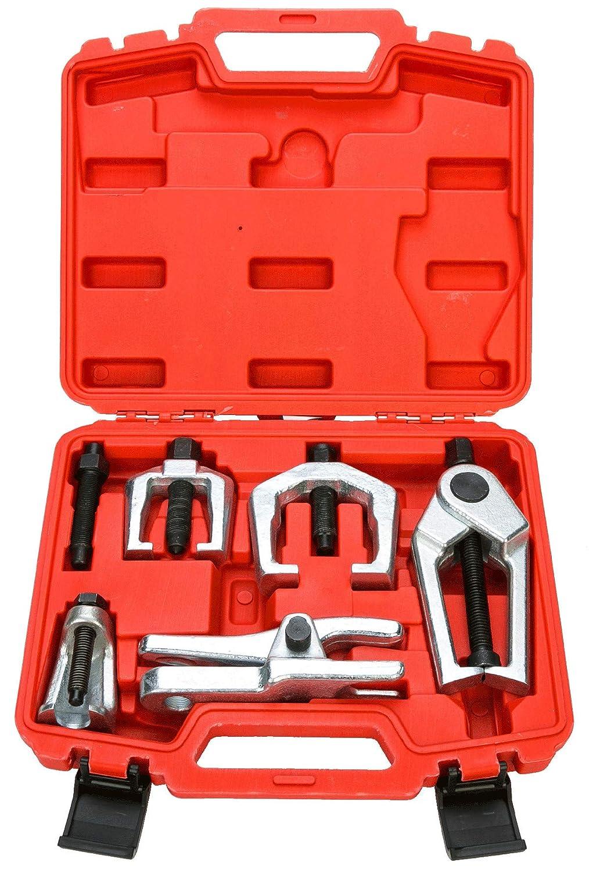 FreeTec 6 outils d'extraction - Embout de biellette de direction - Rotule - Extracteur - Boule de poussé e freebirdtrading FT0020