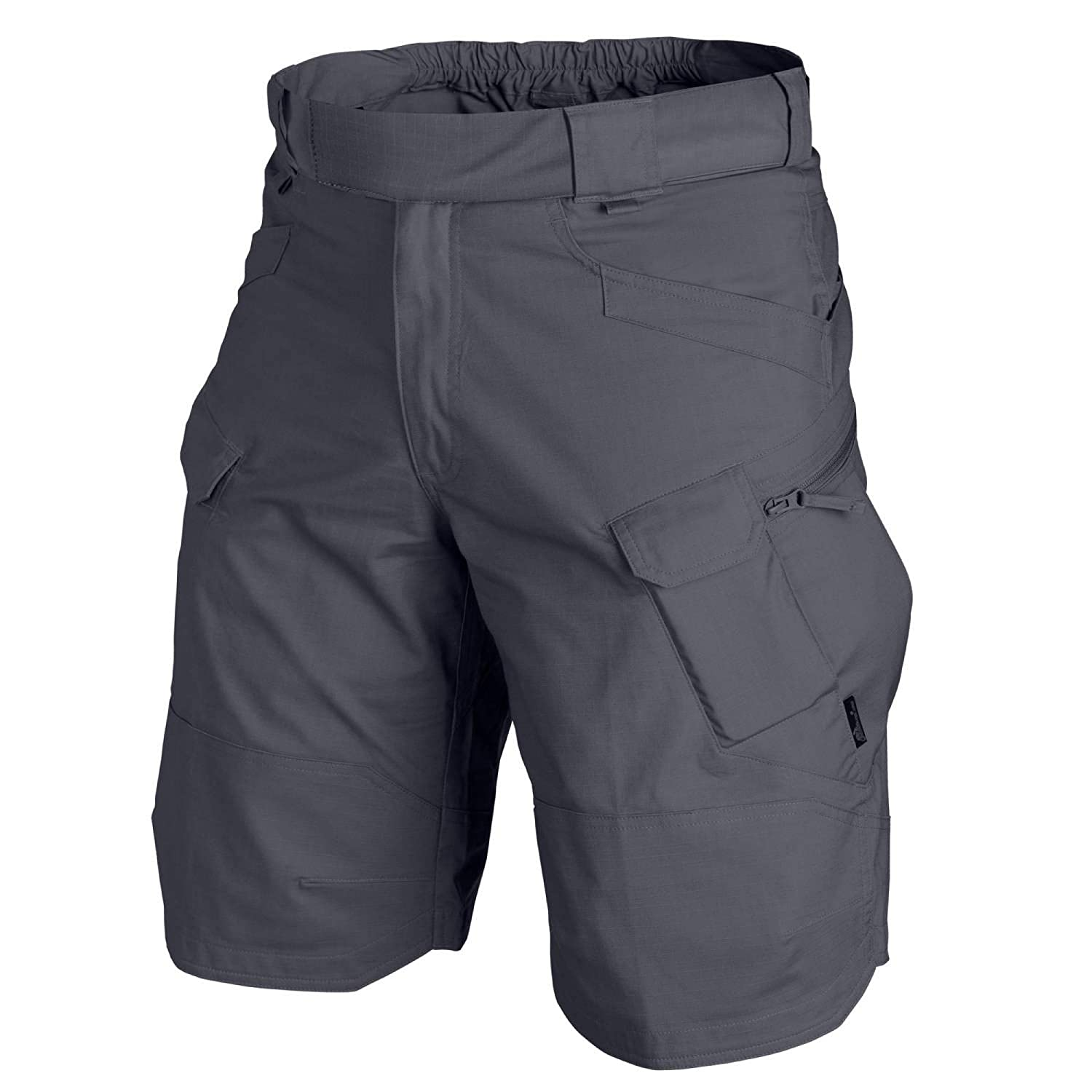 TALLA 3XL. 'Urban Tactical Pantalones Cortos® 11 – Polialgodón Ripstop – Shadow Grey