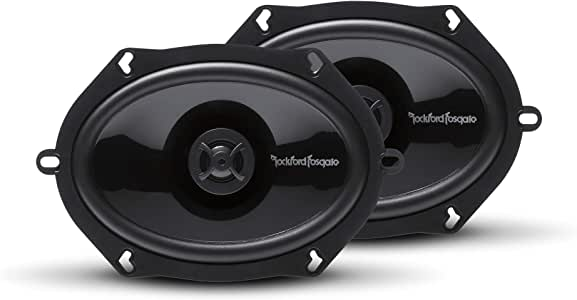 "Rockford Fosgate P1572 Punch 5""x7"" 2-Way Full Range Speaker (Pair)"