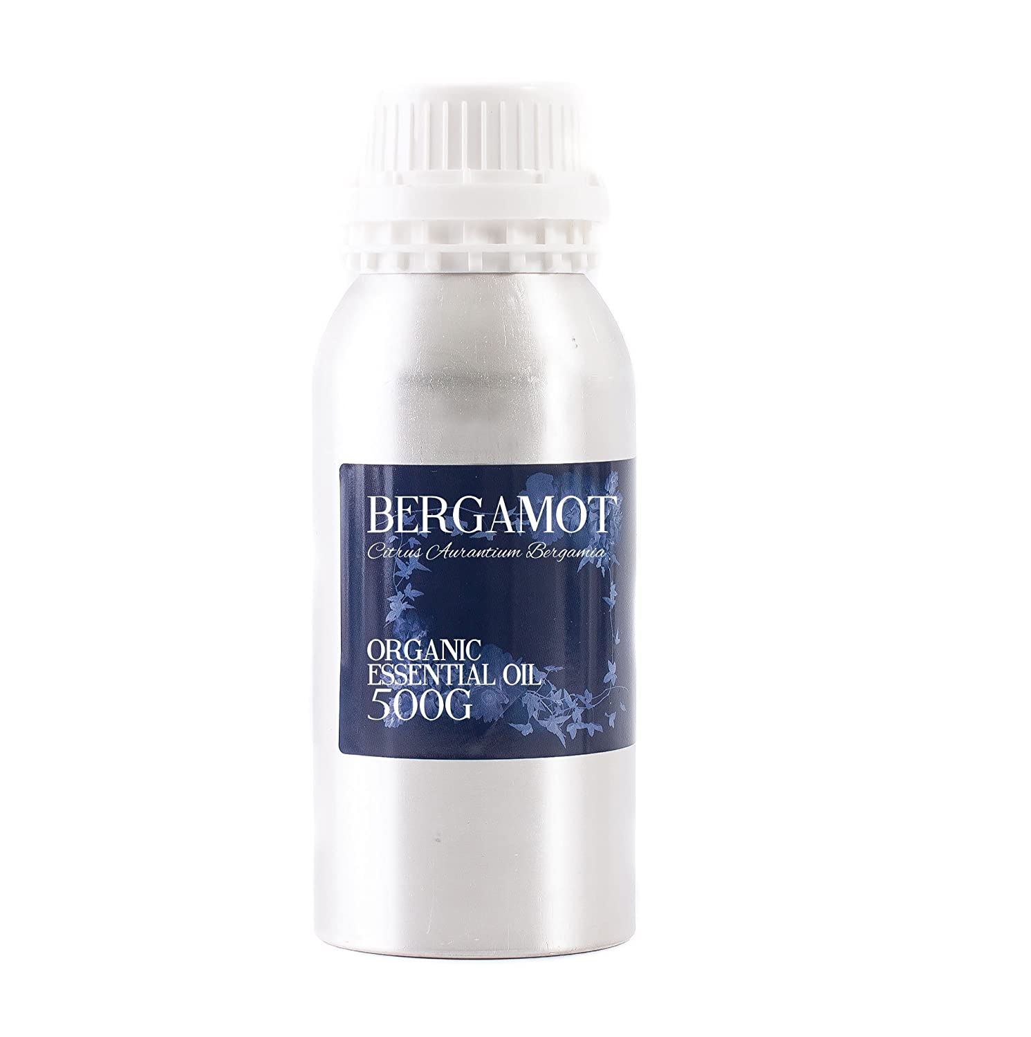 Mystic Moments | Bergamot Organic Essential Oil - 500g - 100% Pure B07CS117GK