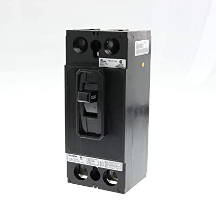 Siemens qj22b100 100-Amp doble pole 240-volt 10 kiac Breaker
