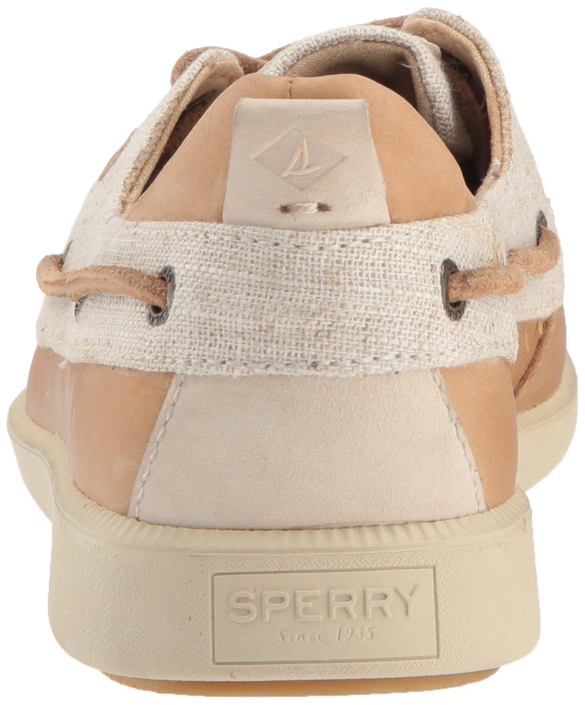 Sperry Womens Oasis Dock Metallic Boat Shoe