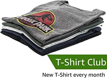 Jurassic World T-Shirt Club Subscription - Men - Large