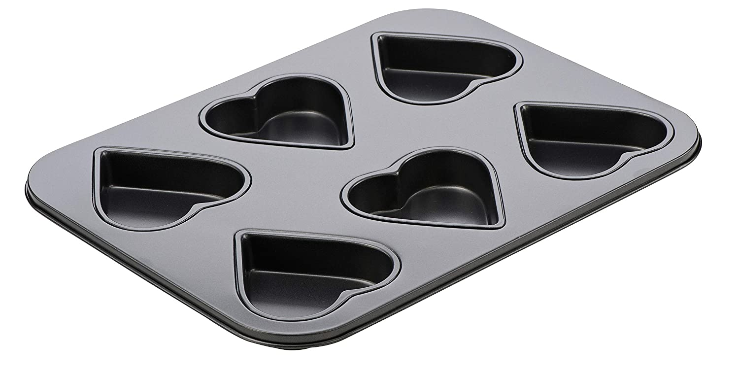 Kaiser 646183 Large Cake Muffin Tray 6 Cup