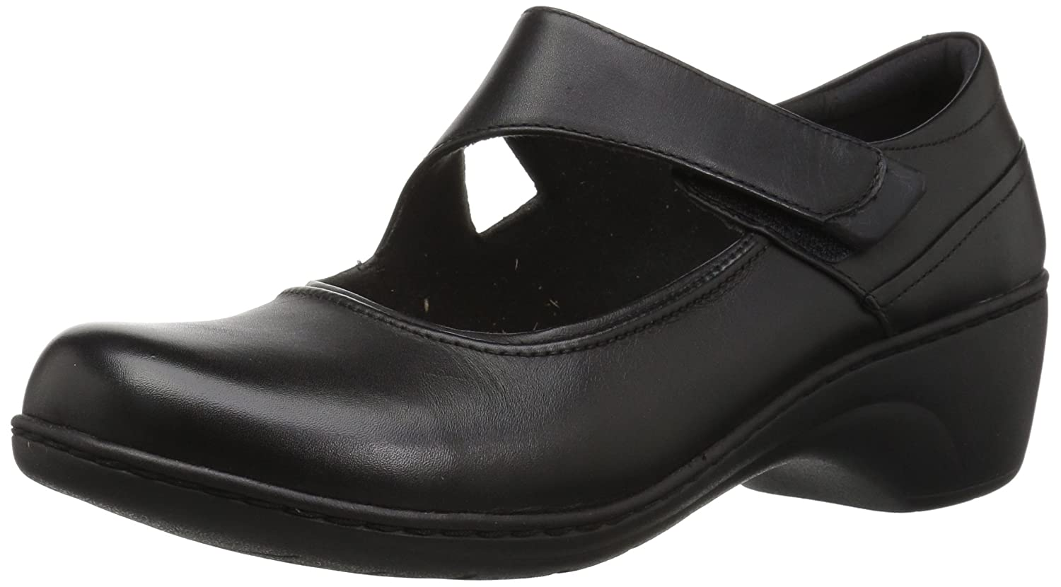 CLARKS Women's Channing Penny Mary Jane Flat