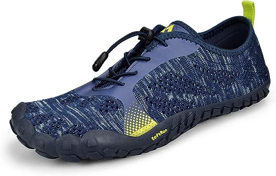 Troadlop Mens Hiking Quick Drying Trail Running Shoes