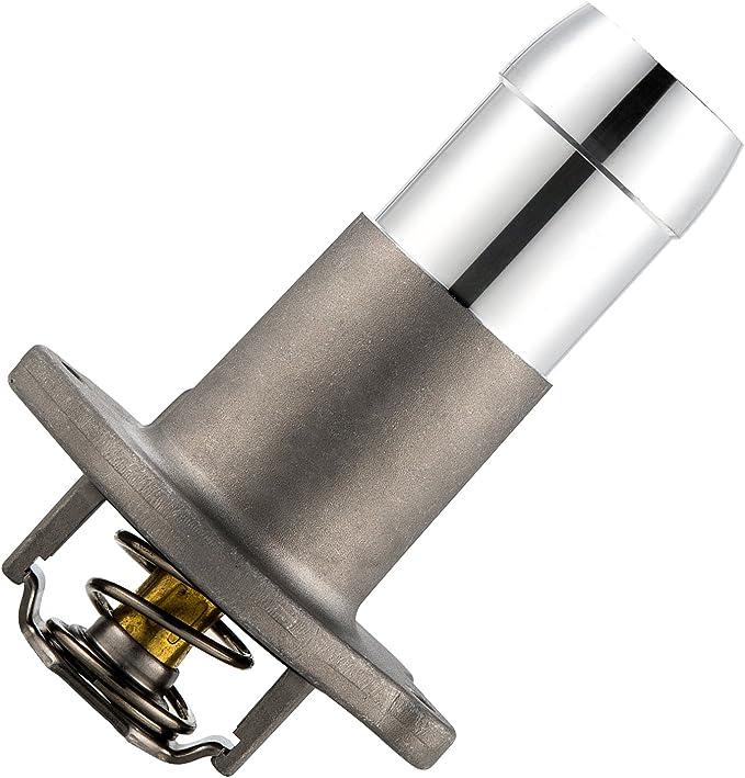 Nrpfell Carcasa del Termostato del Refrigerante del Motor del Autom/óVil 1336Z2 1336.Z2 para Bipper 206 207 1007 para C2 C3 para Termostatos Fiorin