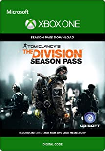 Tom Clancy's The Division Season Pass - Xbox One Digital Code