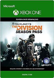 Amazon.com: Tom Clancys The Division Season Pass - Xbox One ...