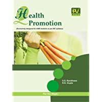 PV HEALTH PROMOTION (ENGLISH MEDIUM)(FOR ANM IST YEAR STUDENTS) LATEST EDITION