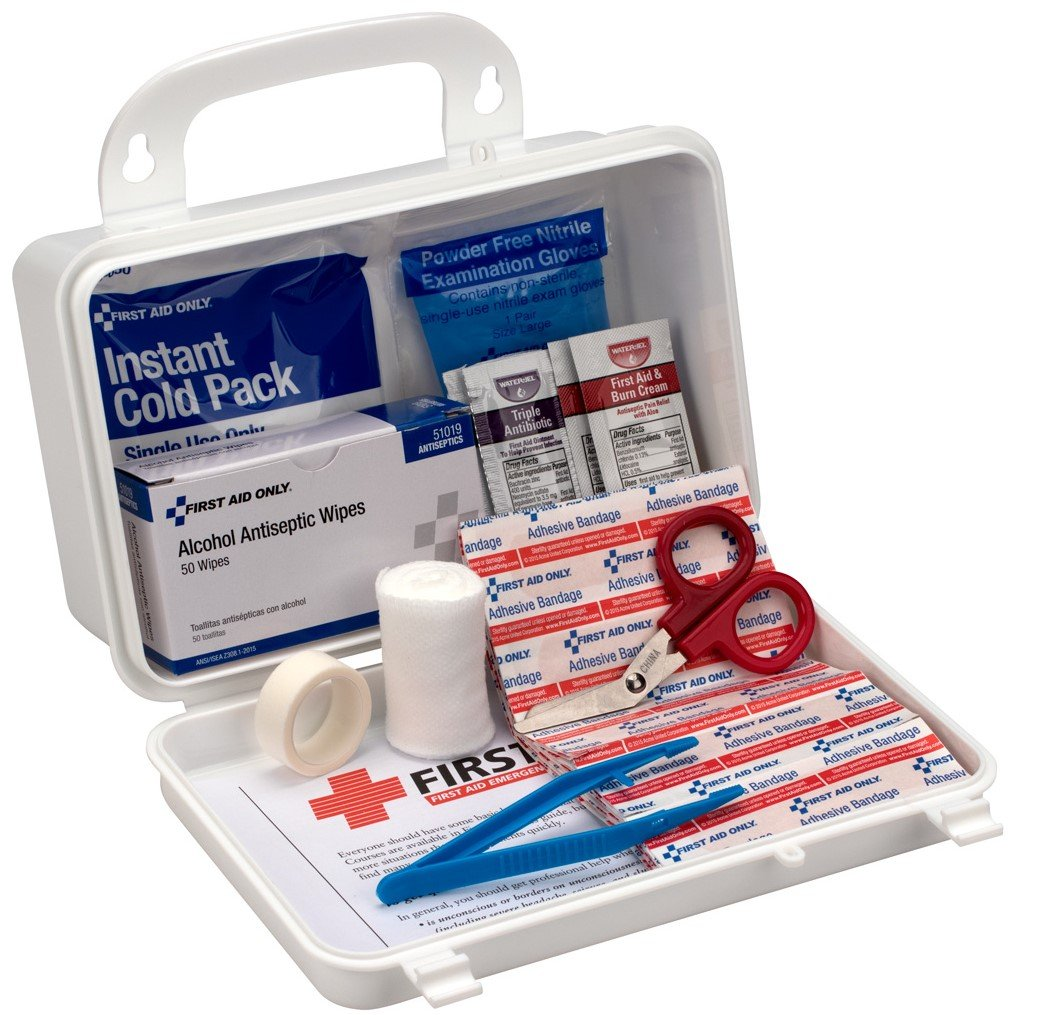 Amazon.com: PhysiciansCare 25 Person First Aid Kit, Contains 113 Pieces: Health & Personal Care