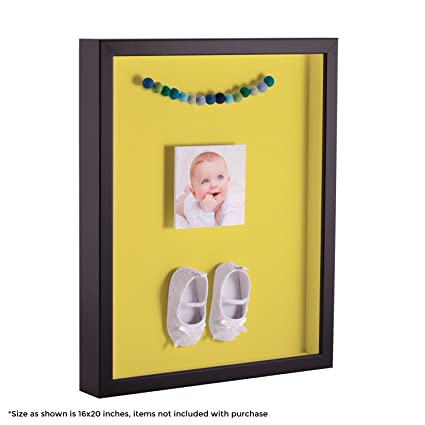 Amazon Com Arttoframes 20 X 24 Inch Shadow Box Picture Frame With