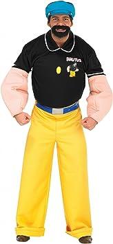 Rubbies - Disfraz de forzudo para hombre, talla XL (889040XL ...