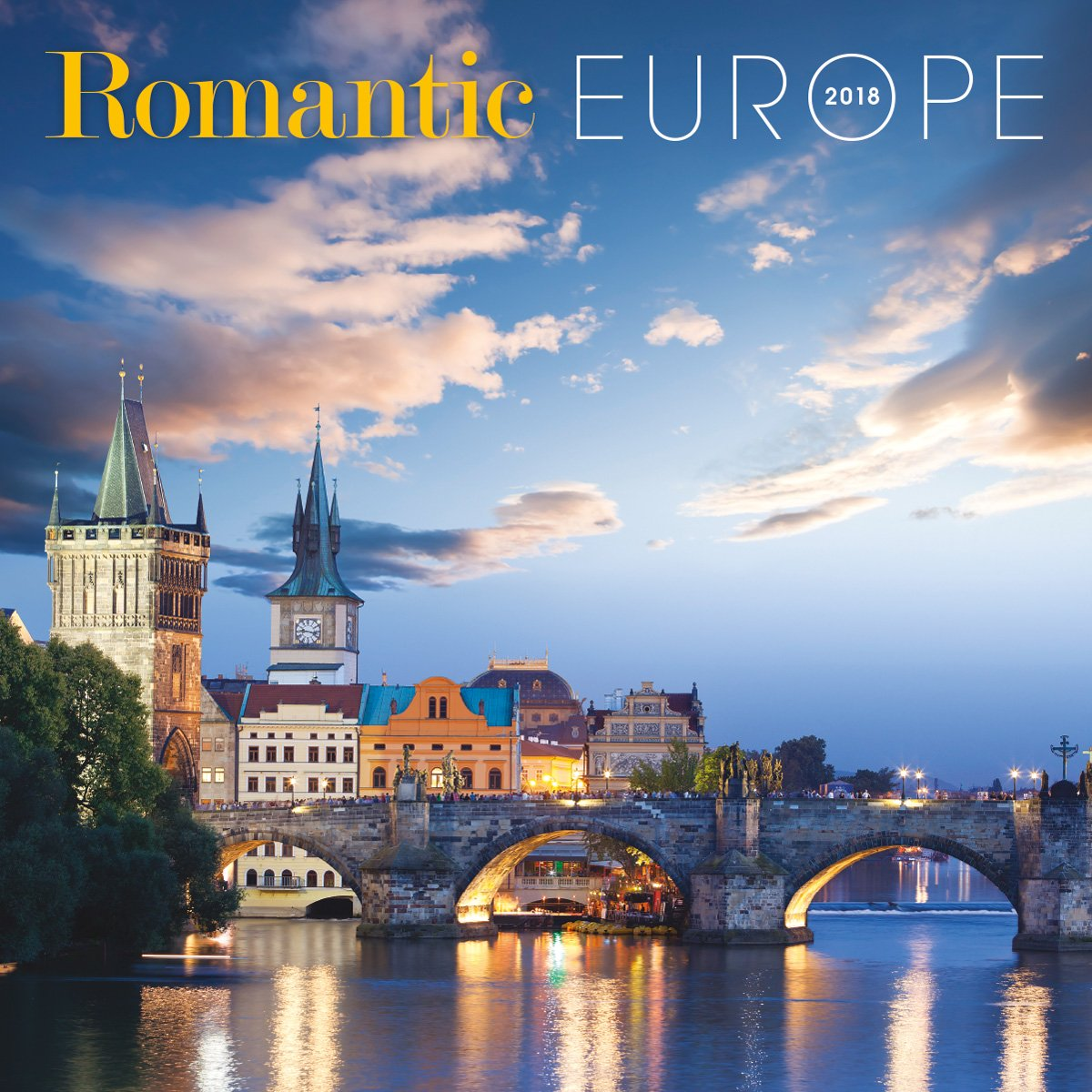 Turner Licensing Photographic Romantic Europe 2018 Wall Calendar  (18998940047)