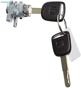 Genuine Honda 72181 Sda A11 Door Lock Cylinder Set
