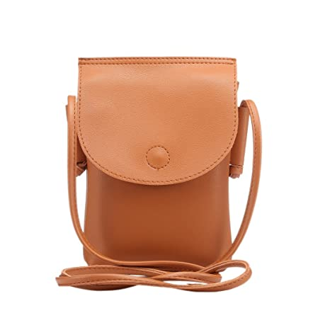 880207eea241 Solobay Crossbody Wallet Bag Cellphone Purse Pouch Bag  Amazon.in   Electronics