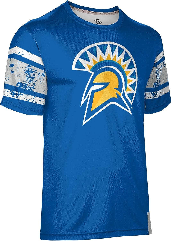 ProSphere San Jose State University Mens Performance T-Shirt End Zone