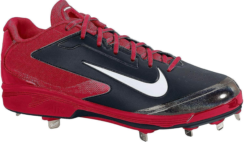 Nike Men's Huarache Pro Niedrig Metal Baseball Cleats