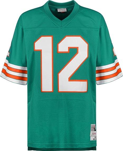 the best attitude 3e8ef 655da Mitchell & Ness Bob Griese Miami Dolphins Jersey Green ...