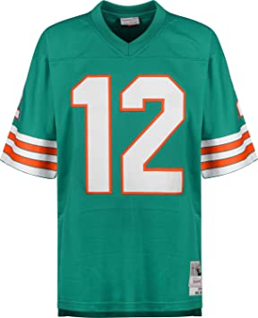 Mitchell   Ness Bob Griese Miami Dolphins Jersey  Amazon.co.uk ... 30345d8e42e