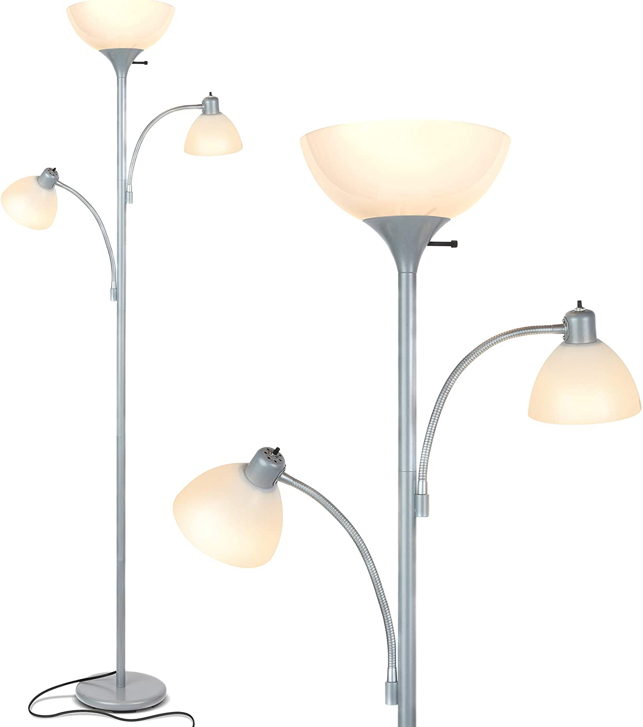 """Stamped 1//2"""" Tall Lamp Spacer Necks"""