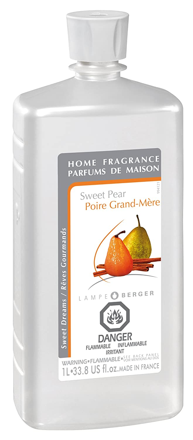 Amazon.com: Lampe Berger Fragrance, 33.8 Fluid Ounce, Sweet Pear ...