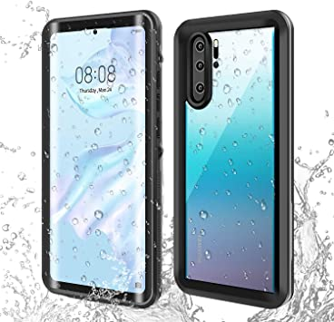 AICase Carcasa Impermeable para Huawei p30, a Prueba de Golpes ...