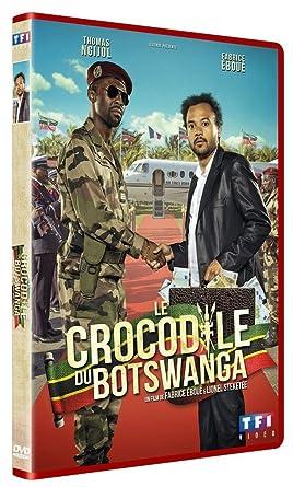 le crocodile du botswanga gratuit
