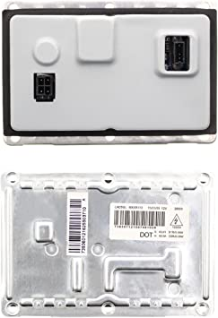 XtremeVision OEM Replacement Ballast Compatible with Valeo 3D0 907 391B Xenon HID Ballast D1S//D1R - 2 Year Warranty Single - 1 PCS
