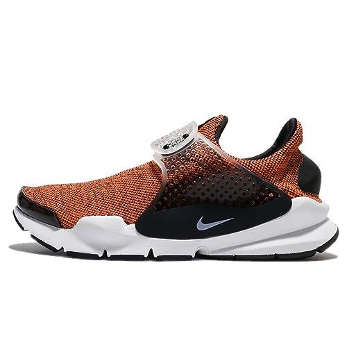 size 40 19ab8 71c2e Nike Sneakers Sock Dart SE Arancione-Nero 911404-801 (38.5 - Arancione)