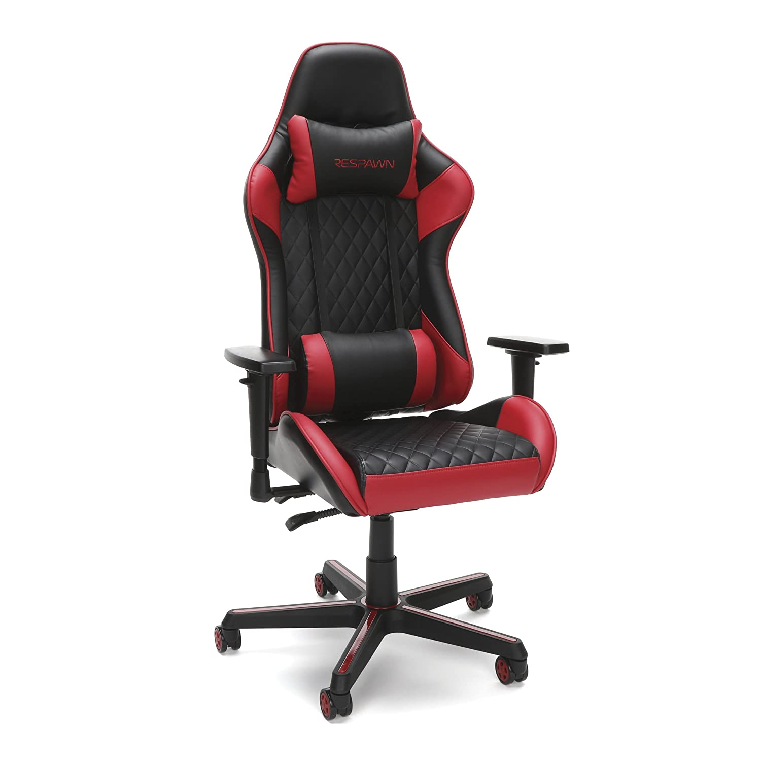 RESPAWN 100 Racing Style Gaming Chair, in Red RSP-100-RED