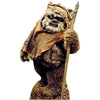 STAR CUTOUTS – stsc481 – Figura Gigante – Ewok – Star Wars – 94 x 56 cm