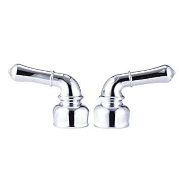 Amazon.com: Classical Lever RV Faucet Replacement Handles - One Pair ...