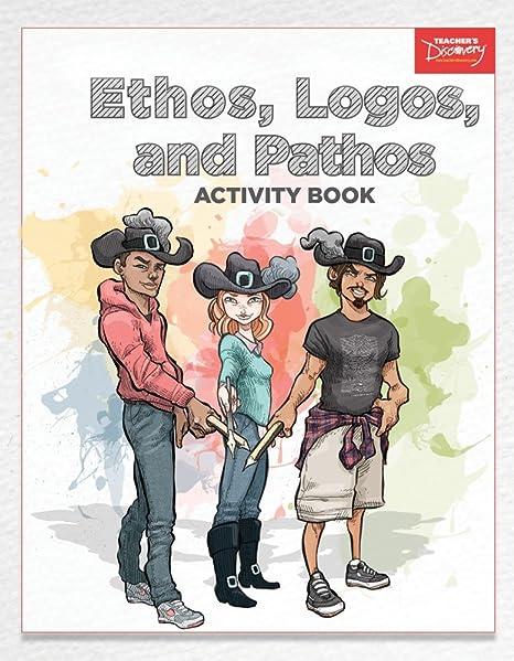 Amazon com : Ethos, Logos, and Pathos Activity Book : Office