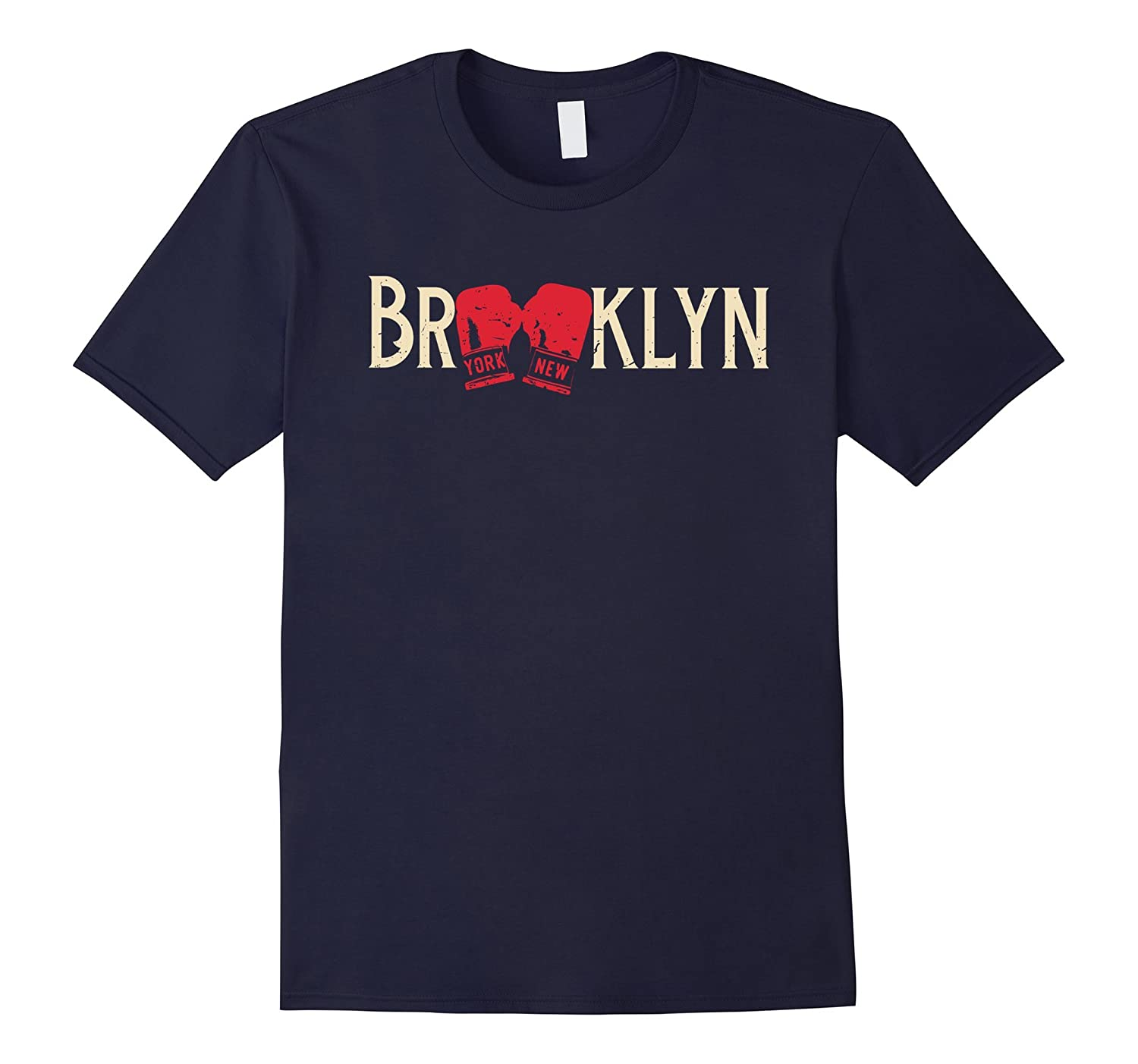 Brooklyn Boxing T-Shirt-Awarplus