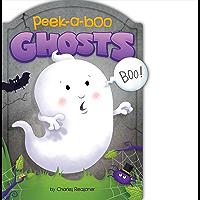 Peek-A-Boo Ghosts (Charles Reasoner Peek-a-Boo Books) book cover