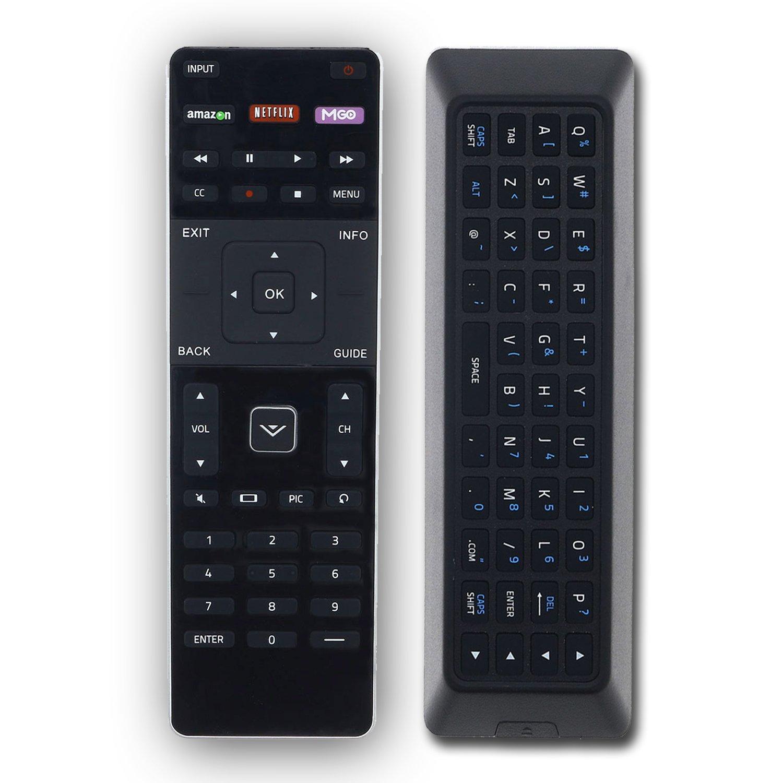 Control Remoto XRT500 VIZIO Smart TV con QWERTY Keyboard ...
