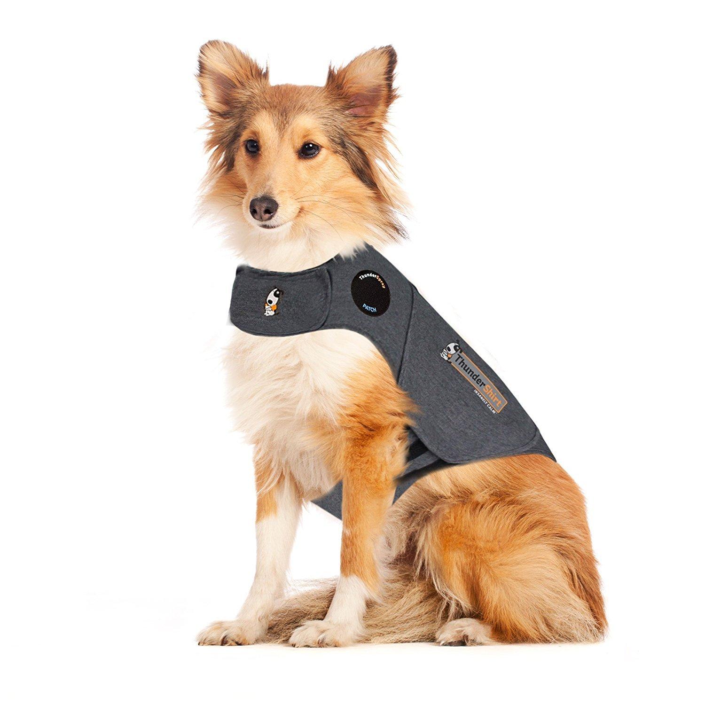 Amazon.com : Thunder Design Clic Anti-Anxiety Dog Jacket Over ...