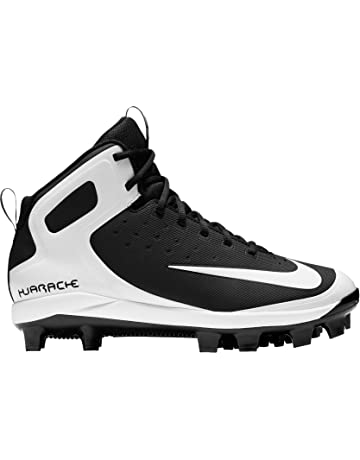 on sale d8574 a4b26 Nike Men s Alpha Huarache Pro Mid Baseball Cleats