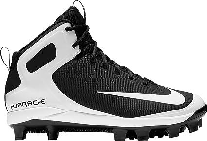 9173e37b479f7 Amazon.com : Nike Men's Alpha Huarache Pro Mid Baseball Cleats ...