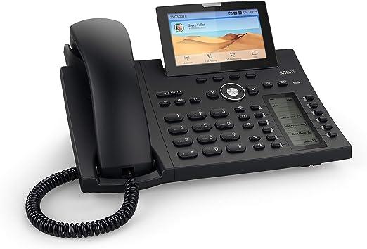 Snom D385 Ip Telefon Sip Tischtelefon Farbe Elektronik