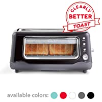 Dash Clear View Toaster: Extra Wide Slot Toaster Deals