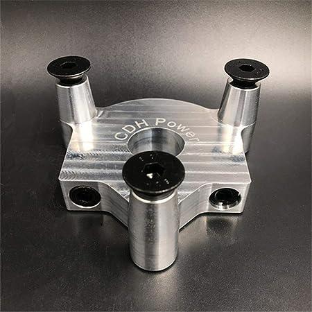 """CDHPOWER Rear Hub Adapter 1/"""" and 32T 3+6+9 Hole Sprocket-2 Stroke Motorized Bike"""